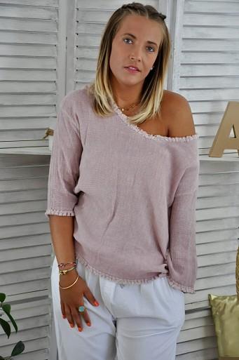 Tee-shirt Livia Pink