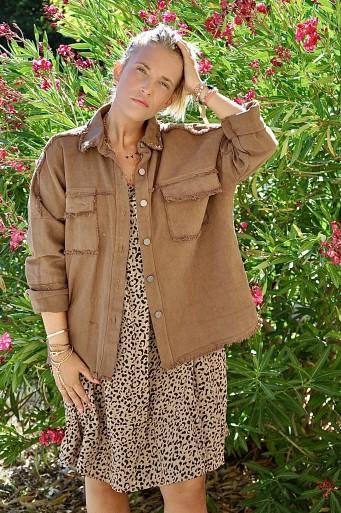 Jacket Kim Brown